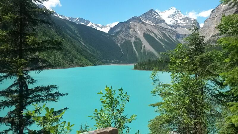 Berg Lake Trail - Mount Robson Provincial Park