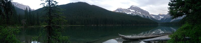 Jacques Lake - Jasper National Park2