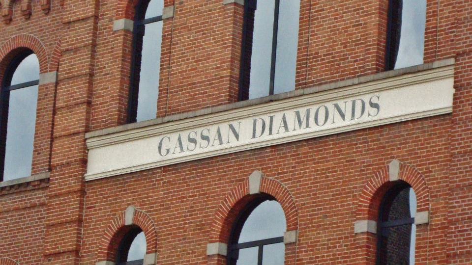 gassan diamonds pays-bas