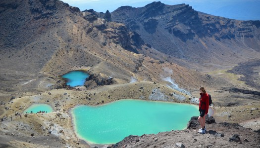 Tongariro Alpine Crossing : 10 photos à faire rêver