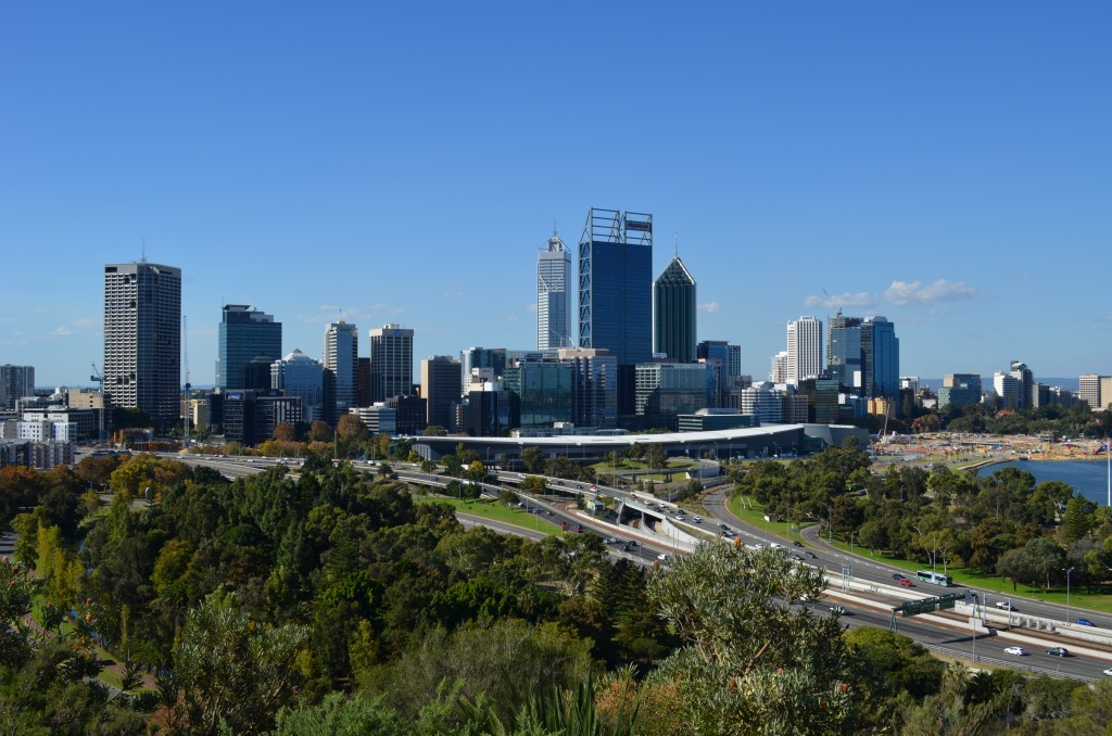 Perth - Australie-Occidentale