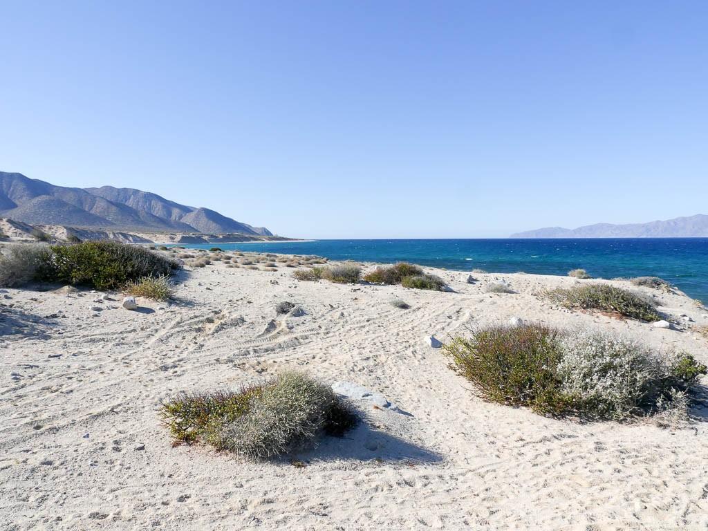 La Ventana plage