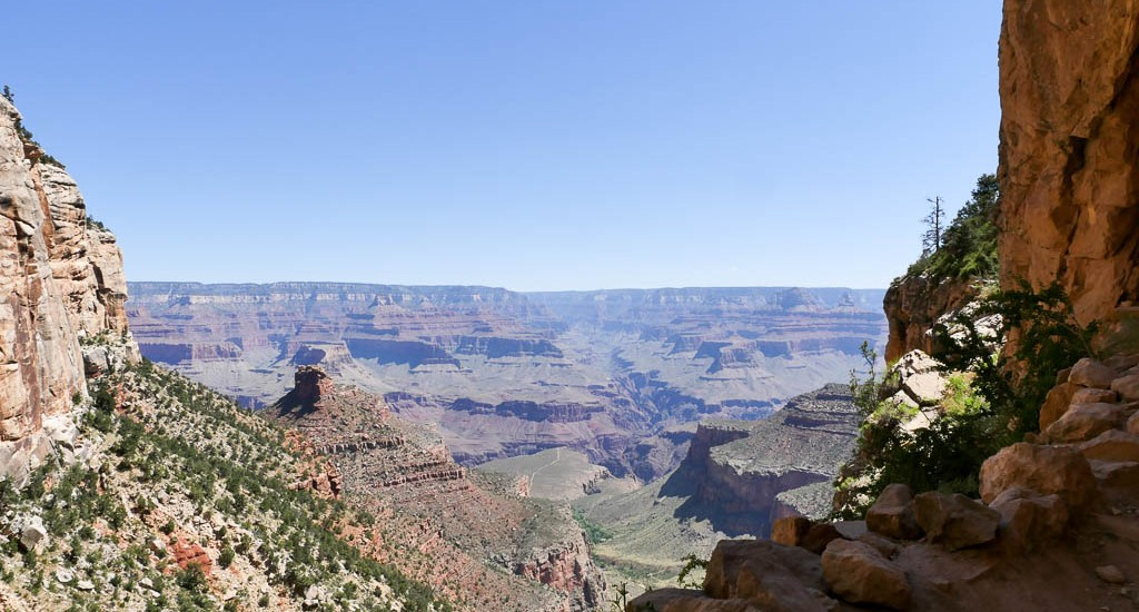 Grand Canyon une