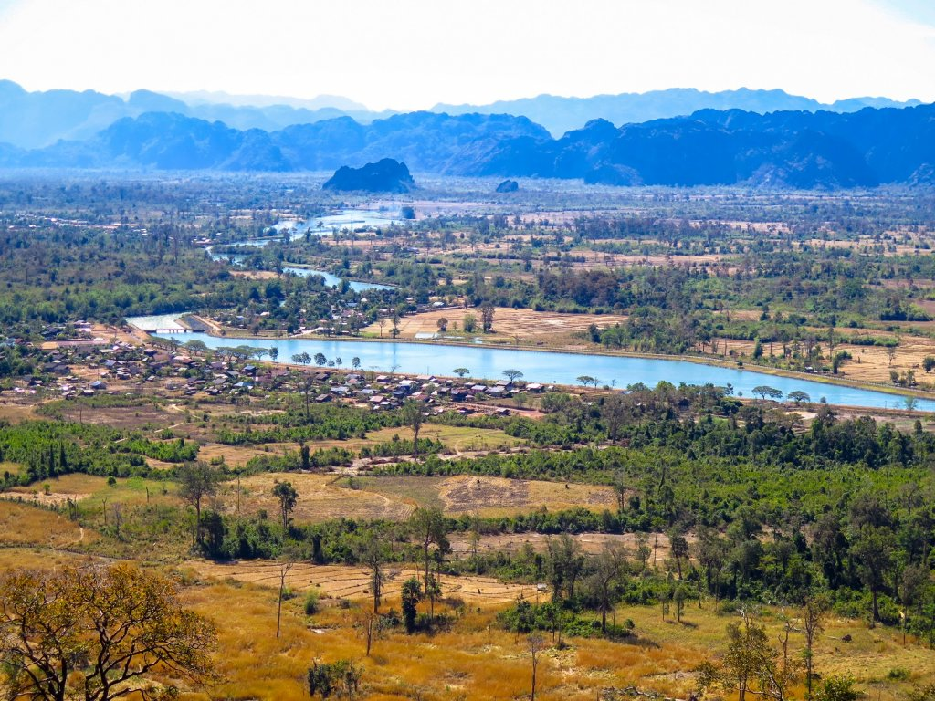 Laos, The Loop