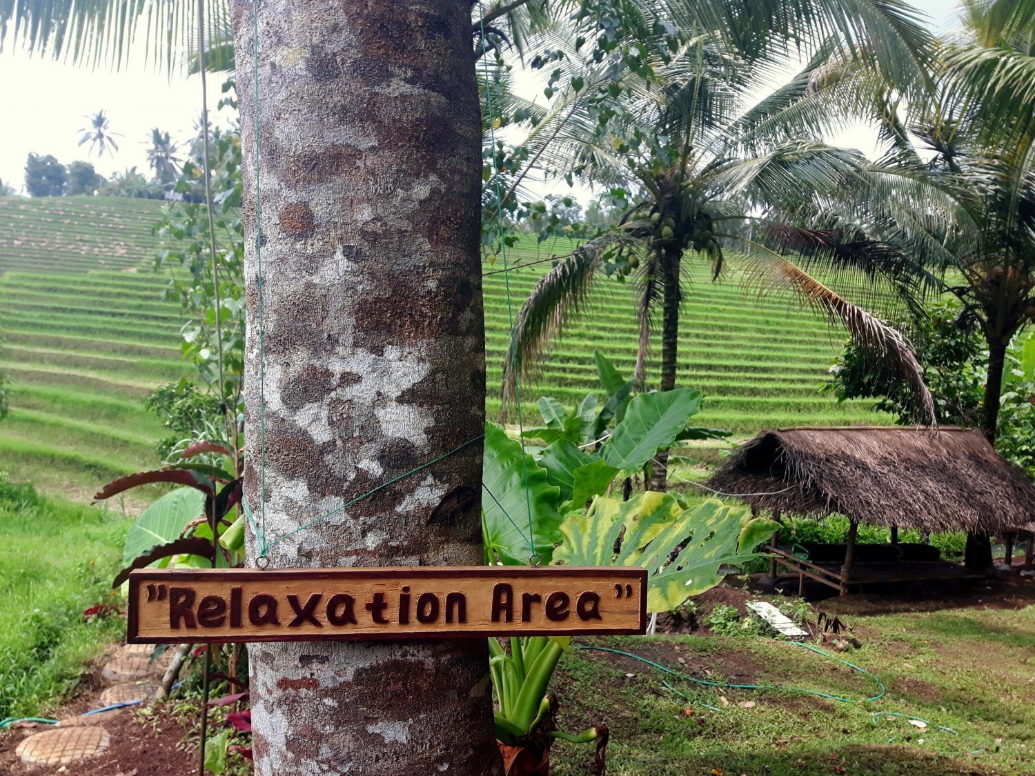 relaxation d'ailleurs bali