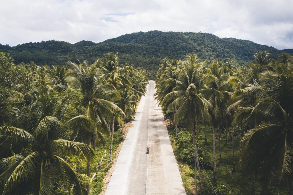 exploring siargao island in the philippines