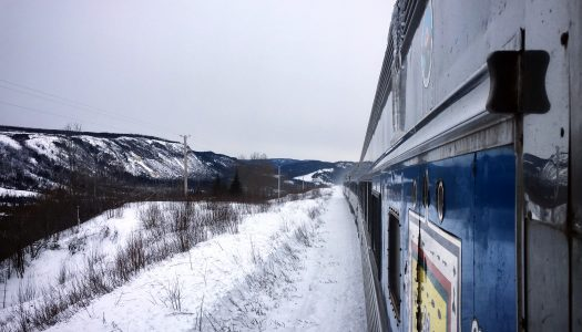L'Express : une journée à bord du train du « Grand Nord »