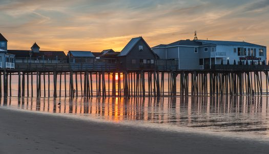 Cinq raisons de visiter Old Orchard Beach